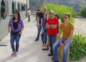 Marbella University Students at Cortijo El Robledal