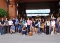 Marbella University Students at the Kempinski Hotel