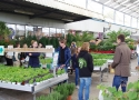 Marbella University Students at Agrojardin