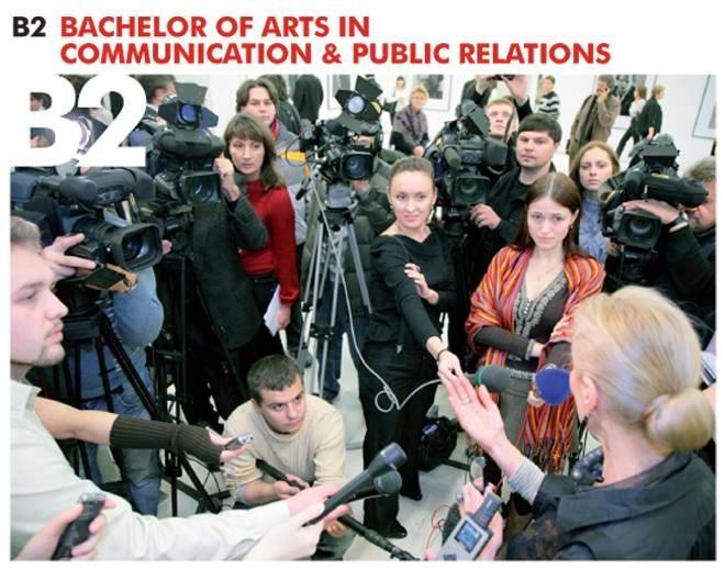 Public Relations what subjects are in the college of arts and sciences at bsu